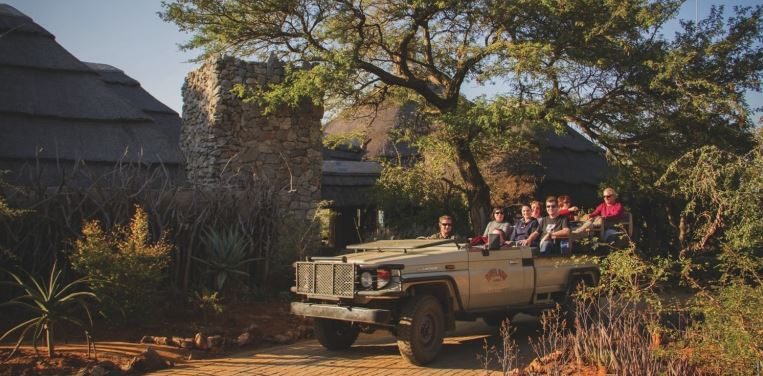 Rhulani Safari Lodge, Madikwe, South Africa